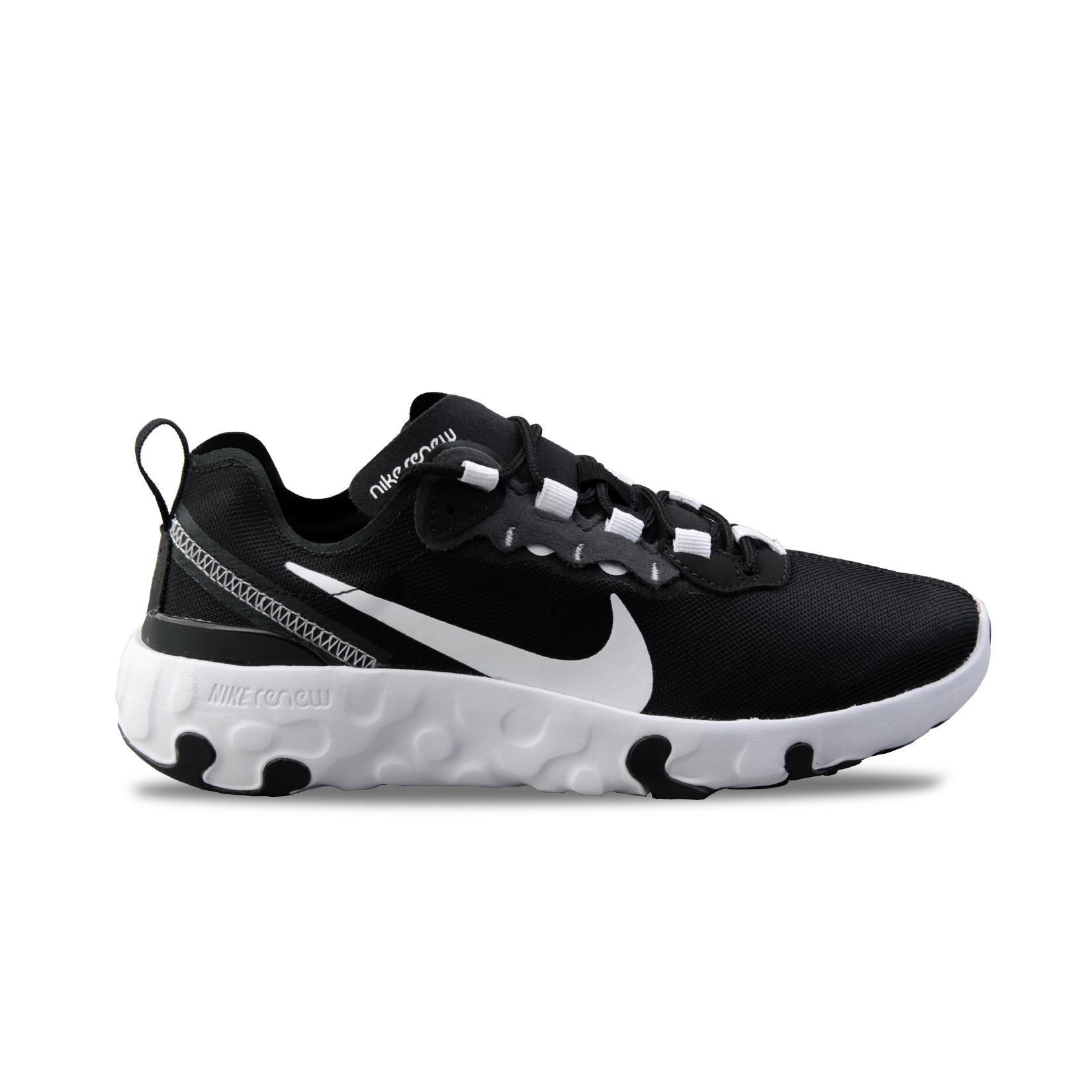 Nike Renew Element 55 Gs Black - White