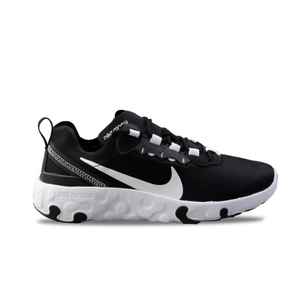 Nike Renew Element 55 Gs Black - White