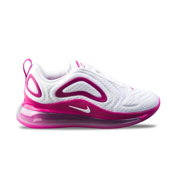 Nike Air Max 720  White - Pink