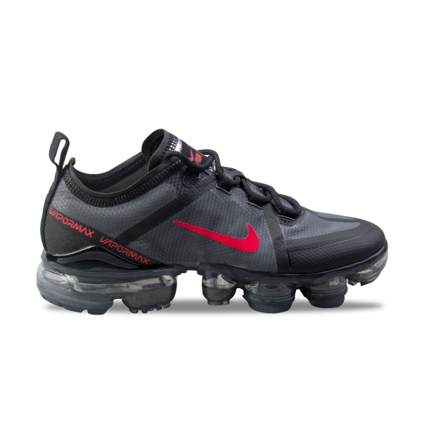Nike Air VaporMax Black - Red