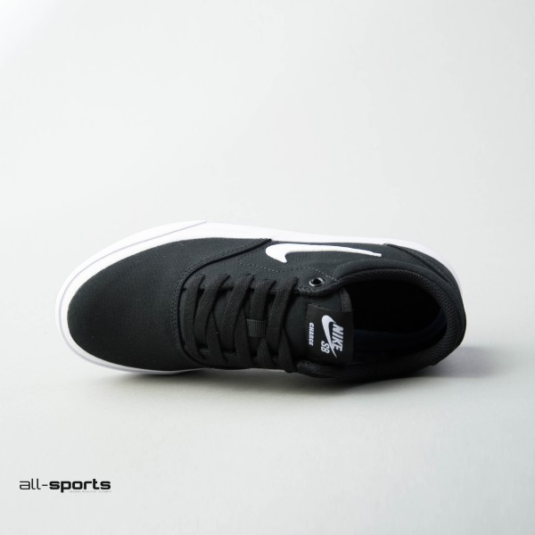 Nike SB Charge Canvas GS Black