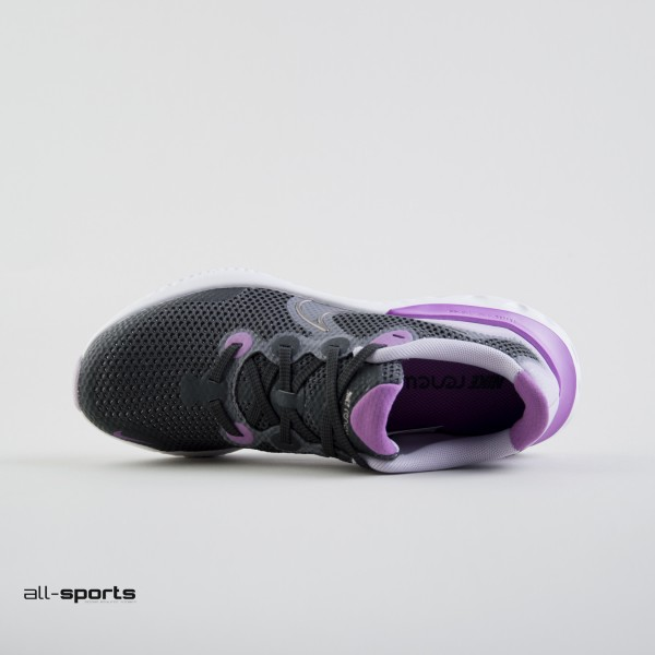 Nike Renew Run GS Black - Purple