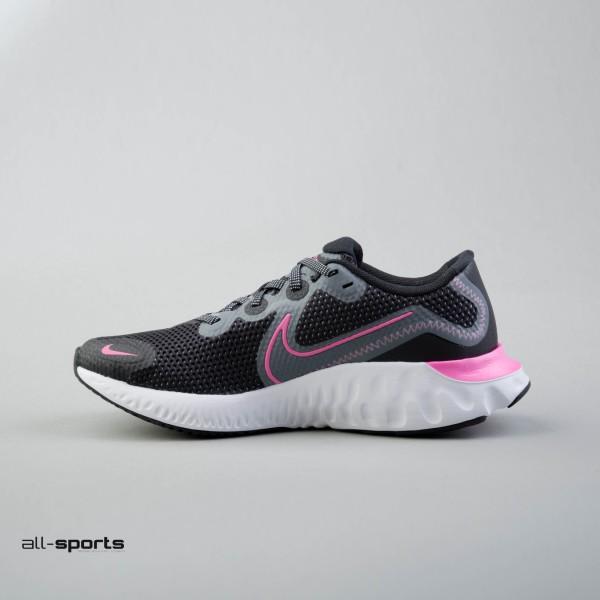 Nike Renew Run GS Black - Pink