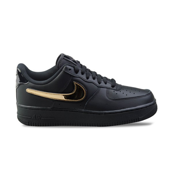 Nike Air Force 1 07 LV8 3 GS Black