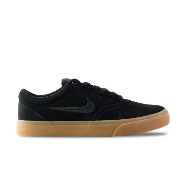 Nike Sb Suede Solarsoft Black - Gum