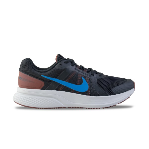 Nike Run Swift 2 Ανδρικο Παπουτσι Μαυρο - Καφε