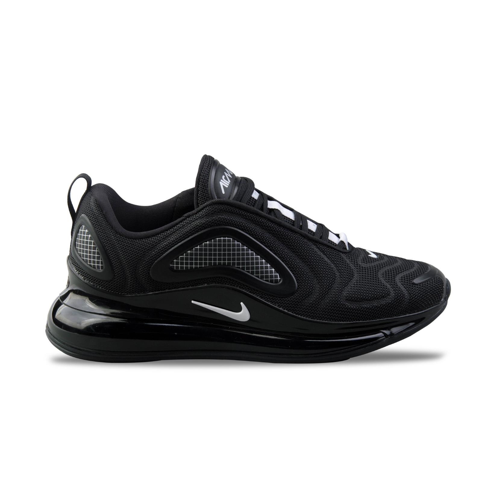 Nike Air Max 720 Black - White