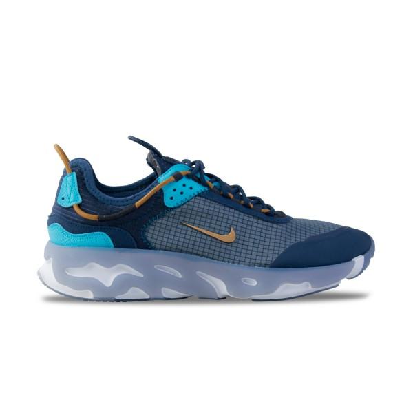 Nike React Live Blue
