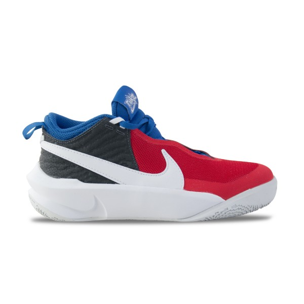 Nike Team Hustle D10 Red - Blue
