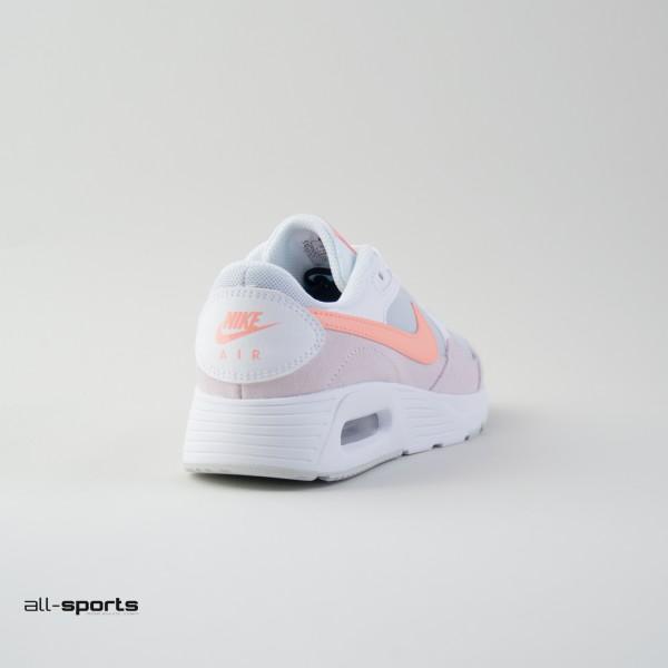 Nike Air Max SC GS White - Multicolor