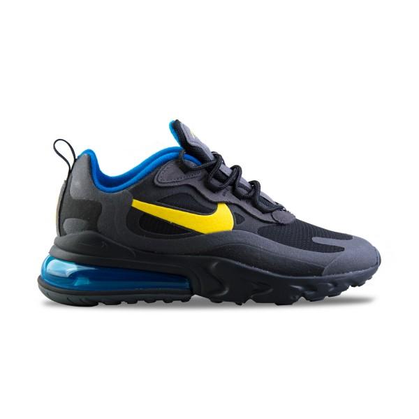 Nike Air Max 270 React Black - Blue