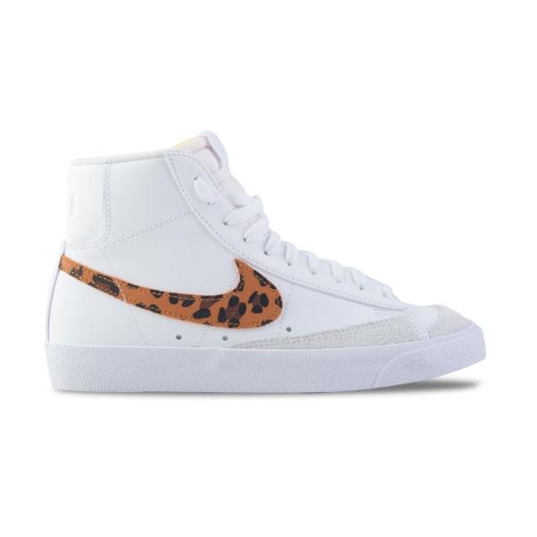 Nike Blazer Mid Vintage 77 SE White - Animal Print
