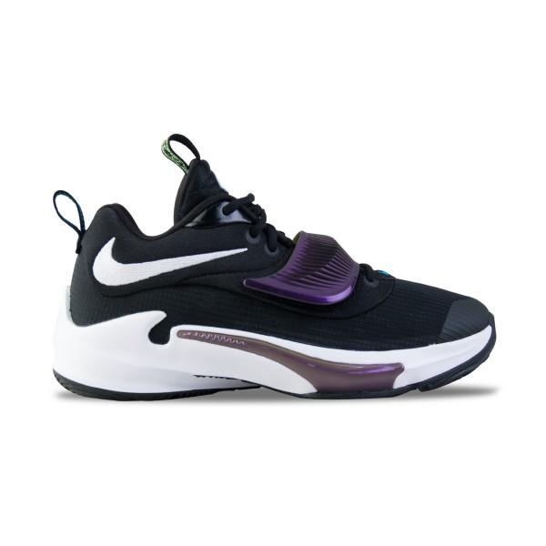 Nike Freak 3 Εφηβικο Παπουτσι Μαυρο