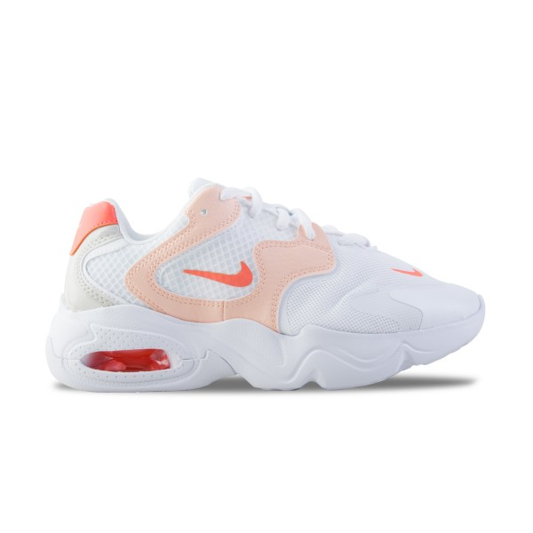 Nike Air Max 2X White - Peach