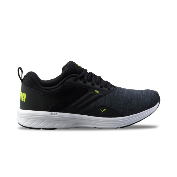 Puma NRGY Comet Black - Yellow