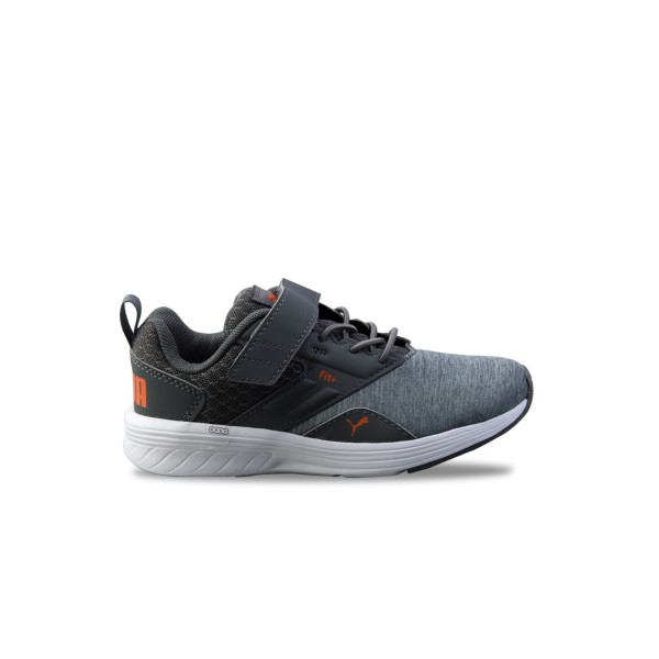 Puma NRGY Comet V PS Grey - Orange