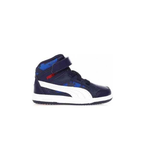 Puma Redound V2 Hi Blue