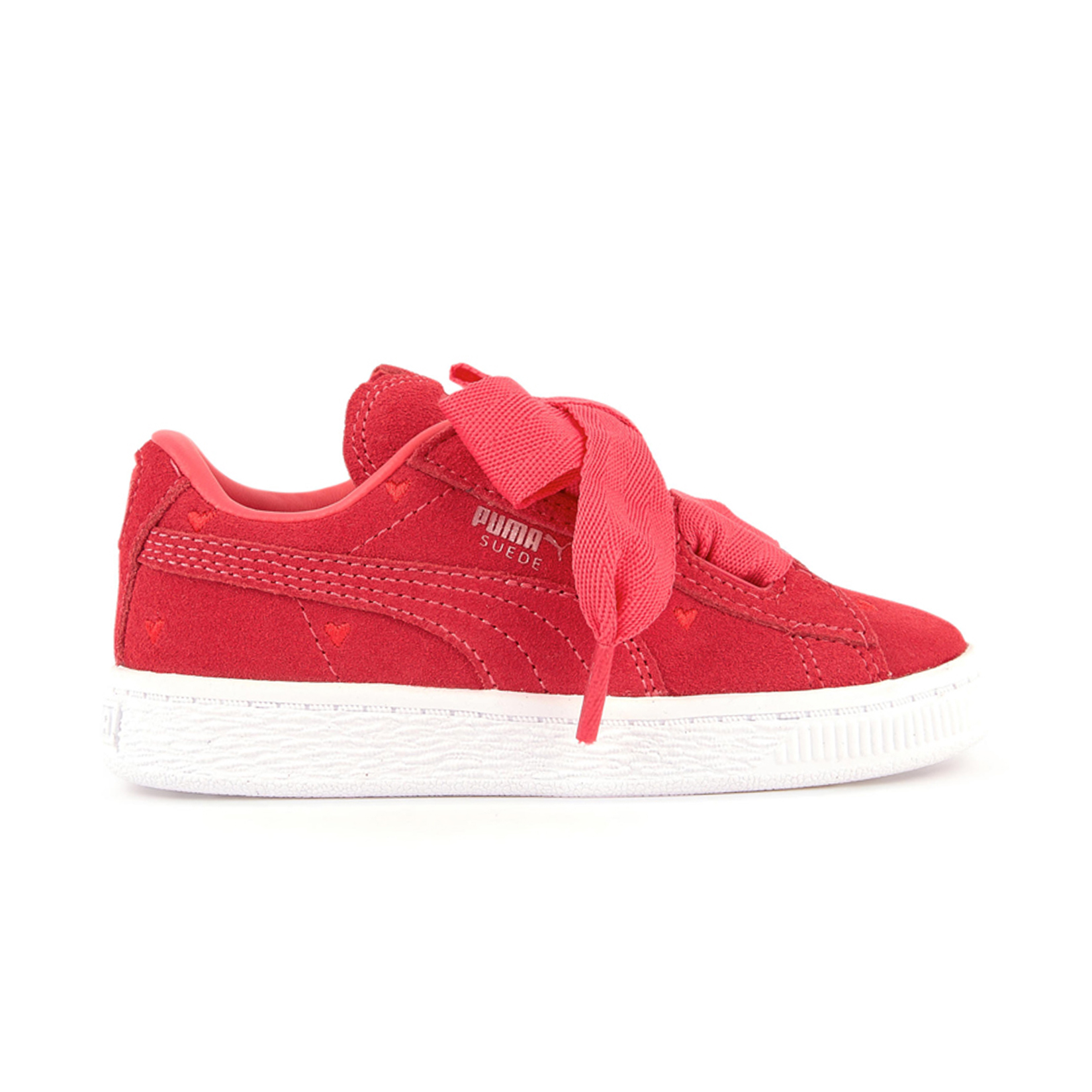 first rate 8b6d1 e5a8d Women's Shoes Puma Suede Heart Valentine Paradise Pink | All ...