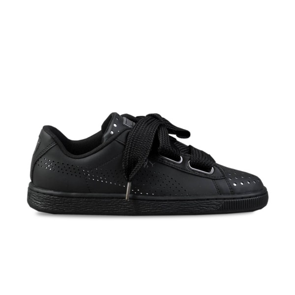 Puma Basket Heart Ath Lux Black
