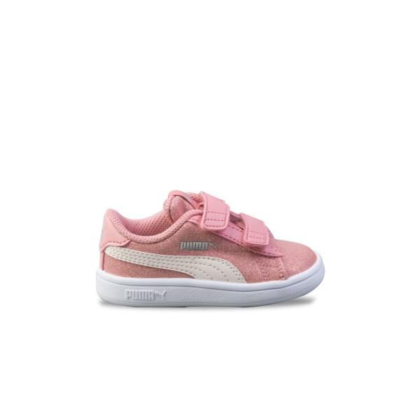 Puma Smash V2 Glitz Glam I Pink