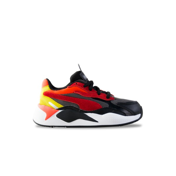 Puma RS-X3 Neon Flame Little Black - Red