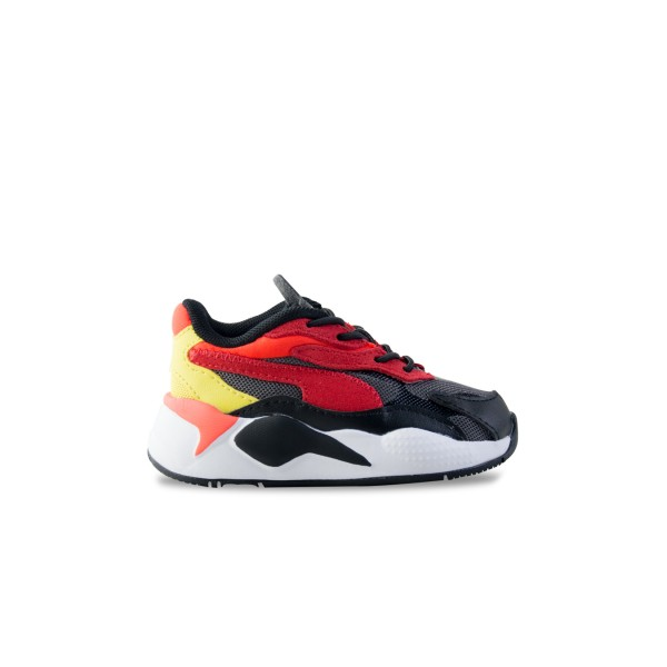 Puma RS-X3 Neon Flame Inf Black - Red