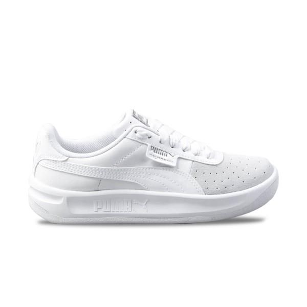 Puma California Monochromed White