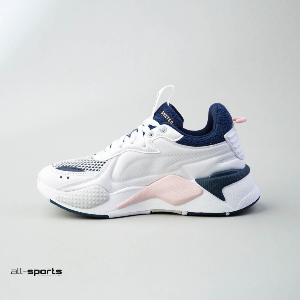 Puma RS-X Softcase White - Pink