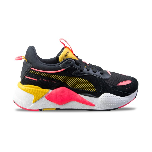 Puma RS-X Reinvent Black - Pink - Yellow