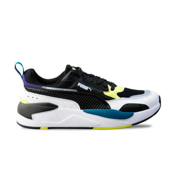 Puma X-Ray 2 Square Trainers Black - Multicolor
