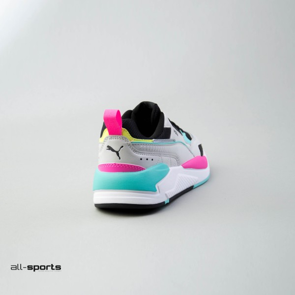 Puma X-Ray 2 Square Trainers W Grey - Multicolor