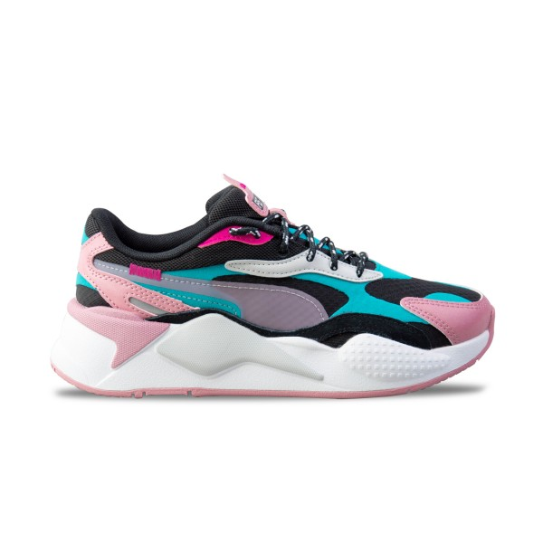Puma R-S X3 City Attack Jr PInk - Multicolor