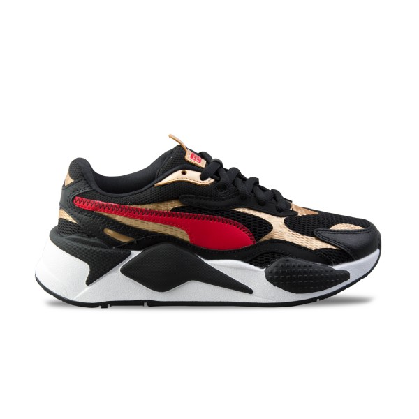 Puma RS-X3 Chinese New Year Black - Red - Gold