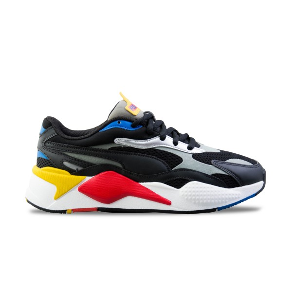 Puma RS-X3 Millenium Black - Red