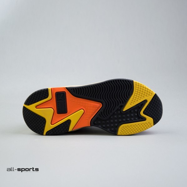 Puma RS-X3 WildCats Black - Multicolor