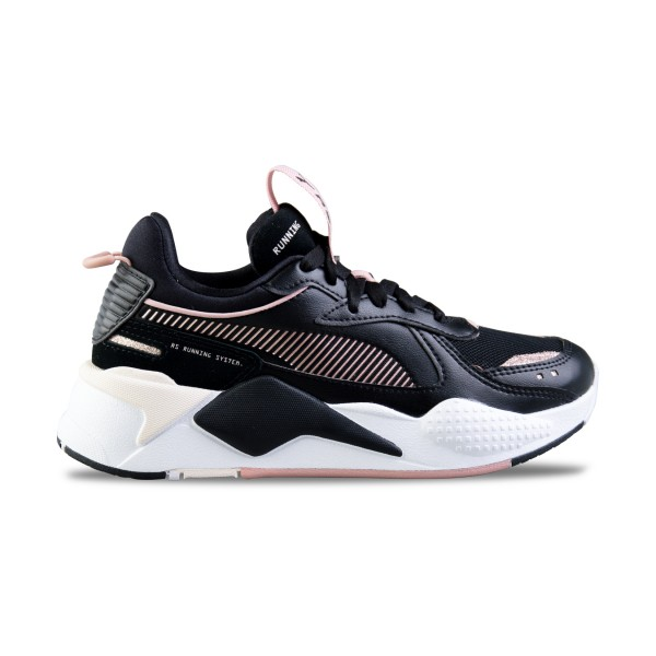 Puma Rs-X Mono Metal Black - Pink