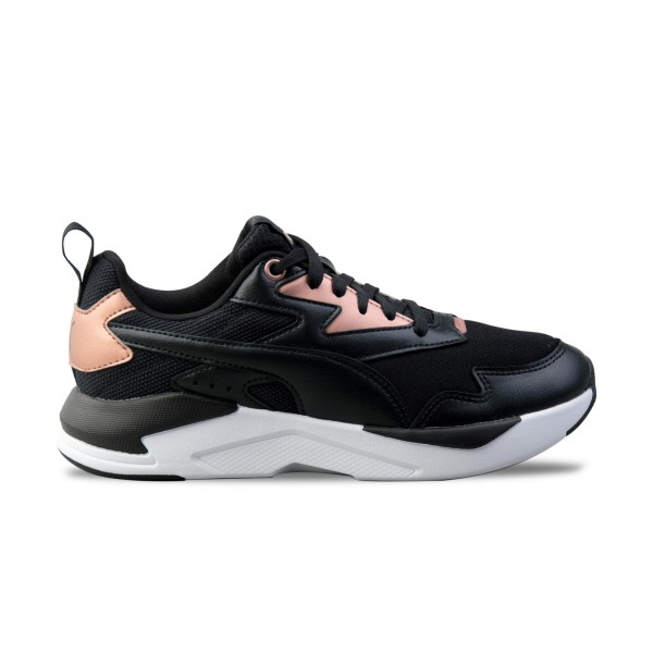 Puma X-Ray Lite Trainers W Black - Gold