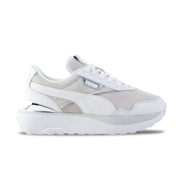 Puma Cruise Rider 66 W White - Grey