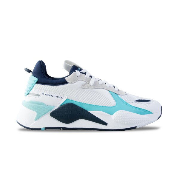 Puma RS-X Mix White - Light Blue