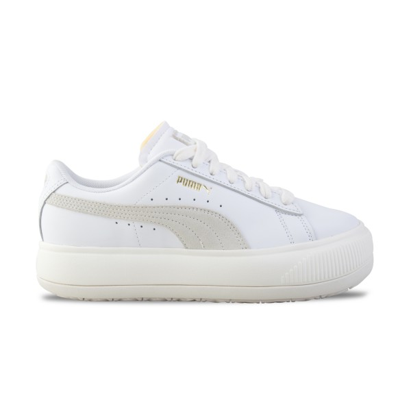 Puma Suede Mayu Leather White