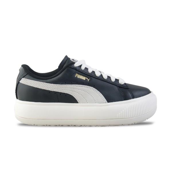 Puma Suede Mayu Leather Black