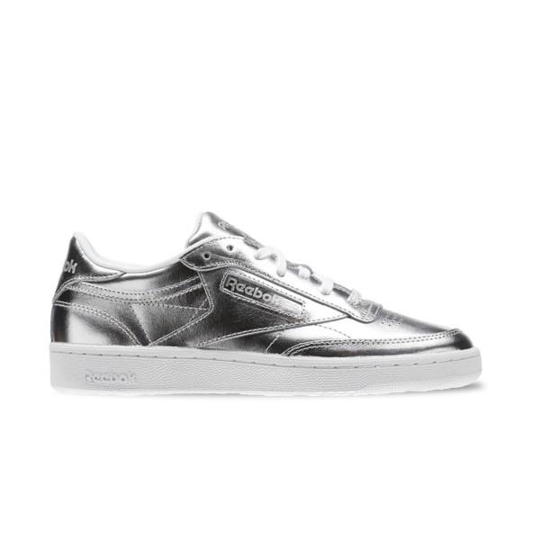 Reebok Club C 85 S Shine Silver