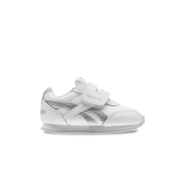 Reebok Royal Cljog 2 Kc Sparkle White - Silver