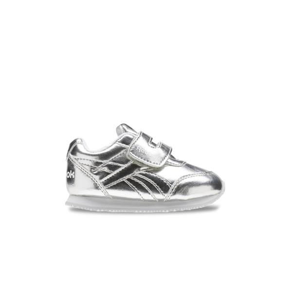 Reebok Royal Cljog 2 Kc 10 Silver - White