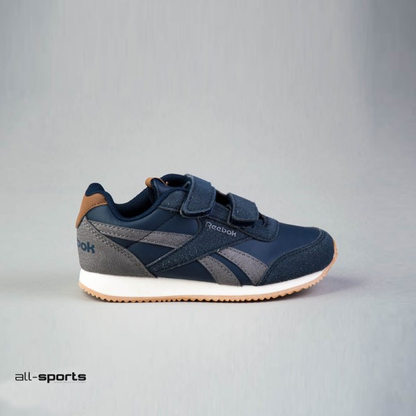 Reebok Royal Cljog 2 Navy - Grey