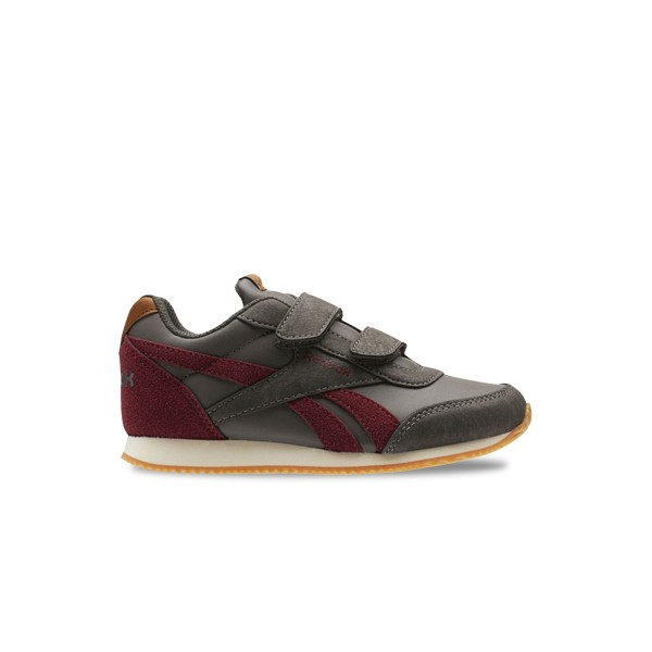 Reebok Royal Cljog 2 Grey - Red