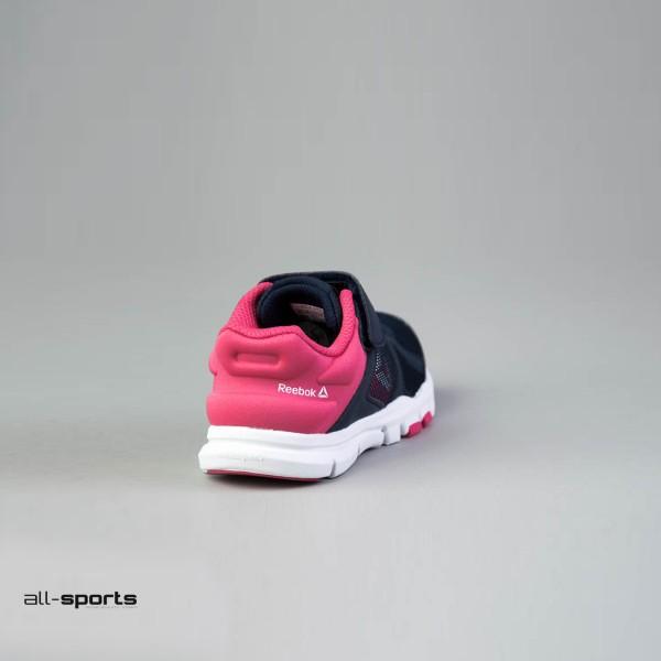 Reebok Yourflex Train 10 Navy - Pink