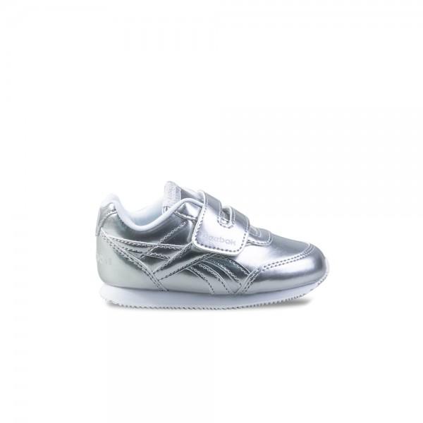 Reebok Royal Classic Jogger 2 Silver - White