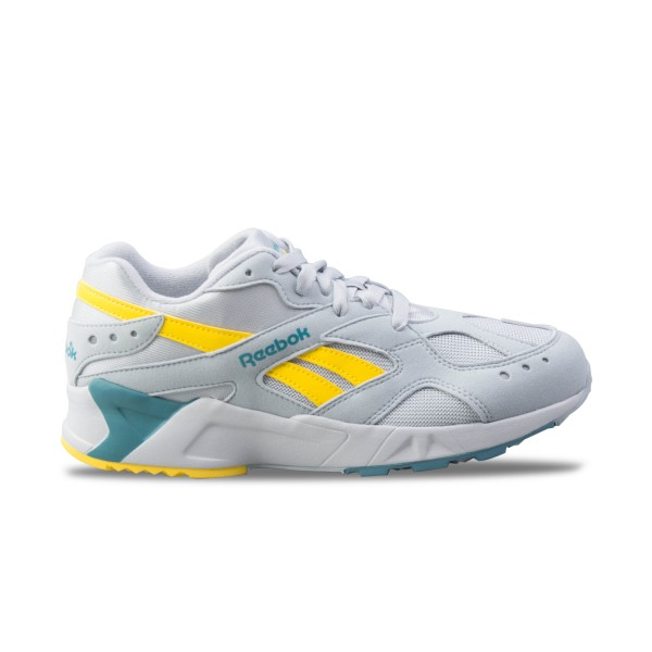 Reebok Aztrek Grey - Yellow