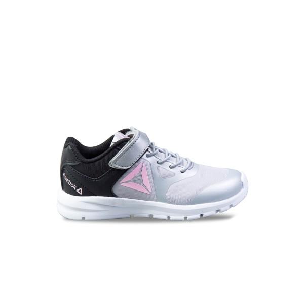 Reebok Rush Runner Silver - Pink - Black